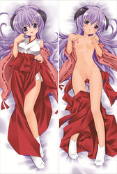 When They Cry - Rika Furude Full body waifu anime pillowcases