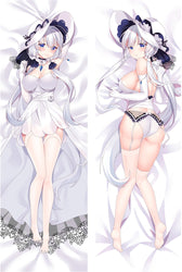 HMS Illustrious - Azur Lane Japanese anime body pillow anime hugging pillow case
