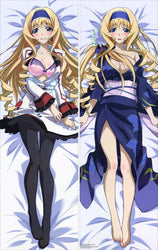 Infinite Stratos - Cecilia Alcott Dakimakura 3d pillow japanese anime pillowcase