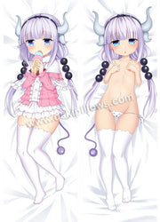 Kanna Kamui - Miss Kobayashi's Dragon Maid Anime Dakimakura Japanese Hugging Body Pillow Cover