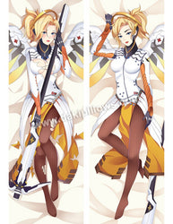 Mercy - Overwatch Full body pillow anime waifu japanese anime pillow case