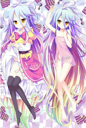 No Game no Life Body hug pillow dakimakura girlfriend body pillow cover