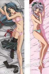Full Metal Panic - Kaname Chidori Anime Dakimakura Pillow Cover