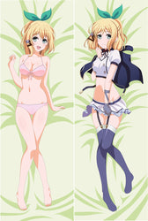 Rumia Tingel - Akashic Records of Bastard Magic Instructor Anime Dakimakura Japanese Love Body Pillow Cover
