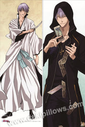 Bleach - Gin Ichimaru dakimakura girlfriend body pillow cover