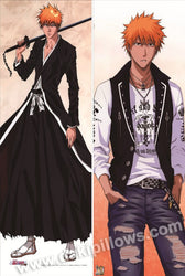 Bleach - Ichigo Kurosaki Anime Dakimakura Hugging Body PillowCases