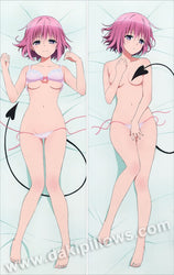 To Love-Ru - Momo Belia Deviluke Anime Dakimakura Pillow Cover