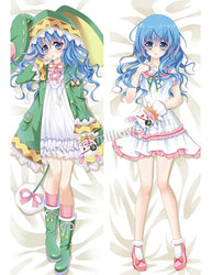 Yoshino - Date A Live Anime Dakimakura Japanese Love Body Pillow Cover