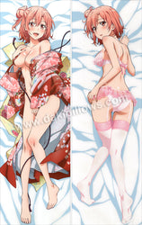 My Teen Romantic Comedy SNAFU- Yui Yuigahama Anime Dakimakura Pillow Cover