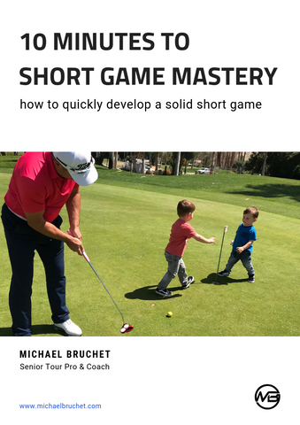Free 10 Minutes To Short Game Mastery eBook