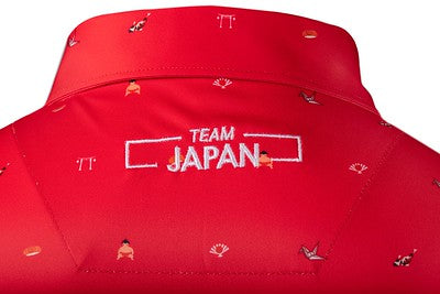 Club/Corporate Custom Design Apparel - Team Japan