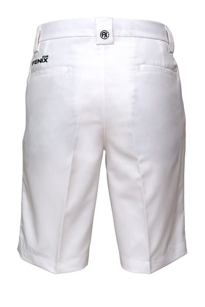 Fenix xCell Golf Shorts White