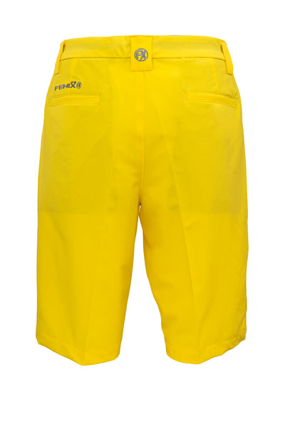 Fenix xCell Golf Shorts Blazing Yellow