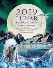 2019 Lunar & Seasonal Diary By Stacey Demarco
