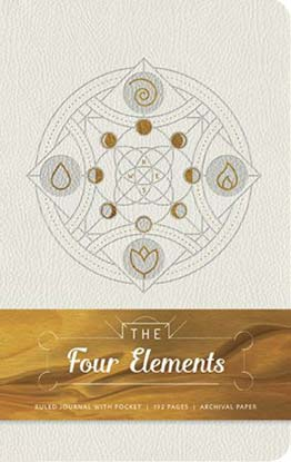 Four Elements Journal Lined
