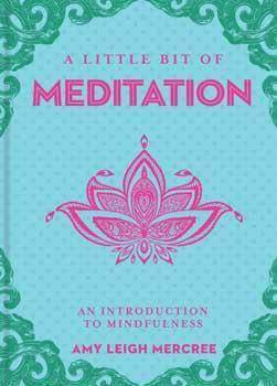 Little Bit Of Meditation (hc) By Amy Leigh Mercree