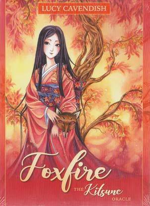Foxfire: Kitsune Oracle By Lucy Cavendish