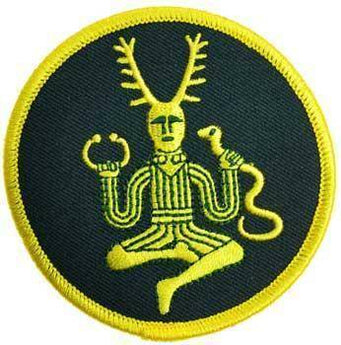 Cernunnos Sew-on Patch 3