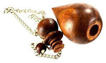 Wooden Pendulum With Chamber