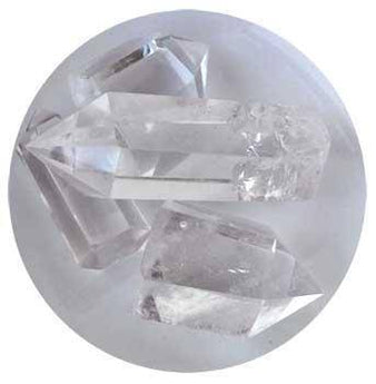 1 Lb Crystal Points