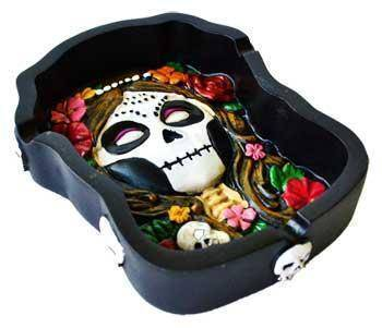 Day Of The Dead Ashtray