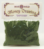 1oz Money Drawing Powder Incense