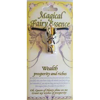 Wealth Fairy Essence Pendant