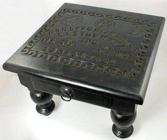 Spirit Board Altar Table With Drawer 12