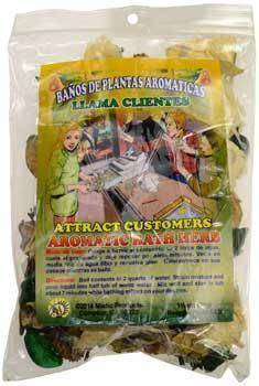 1 1-4oz Attract Customers (  ) Aromatic Bath Herb