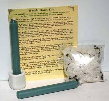 Earth Bath Kit