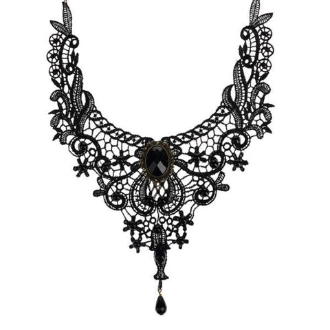 Fashion Goth Choker Necklace