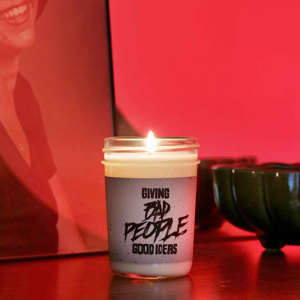 BAD PEOPLE CANDLE