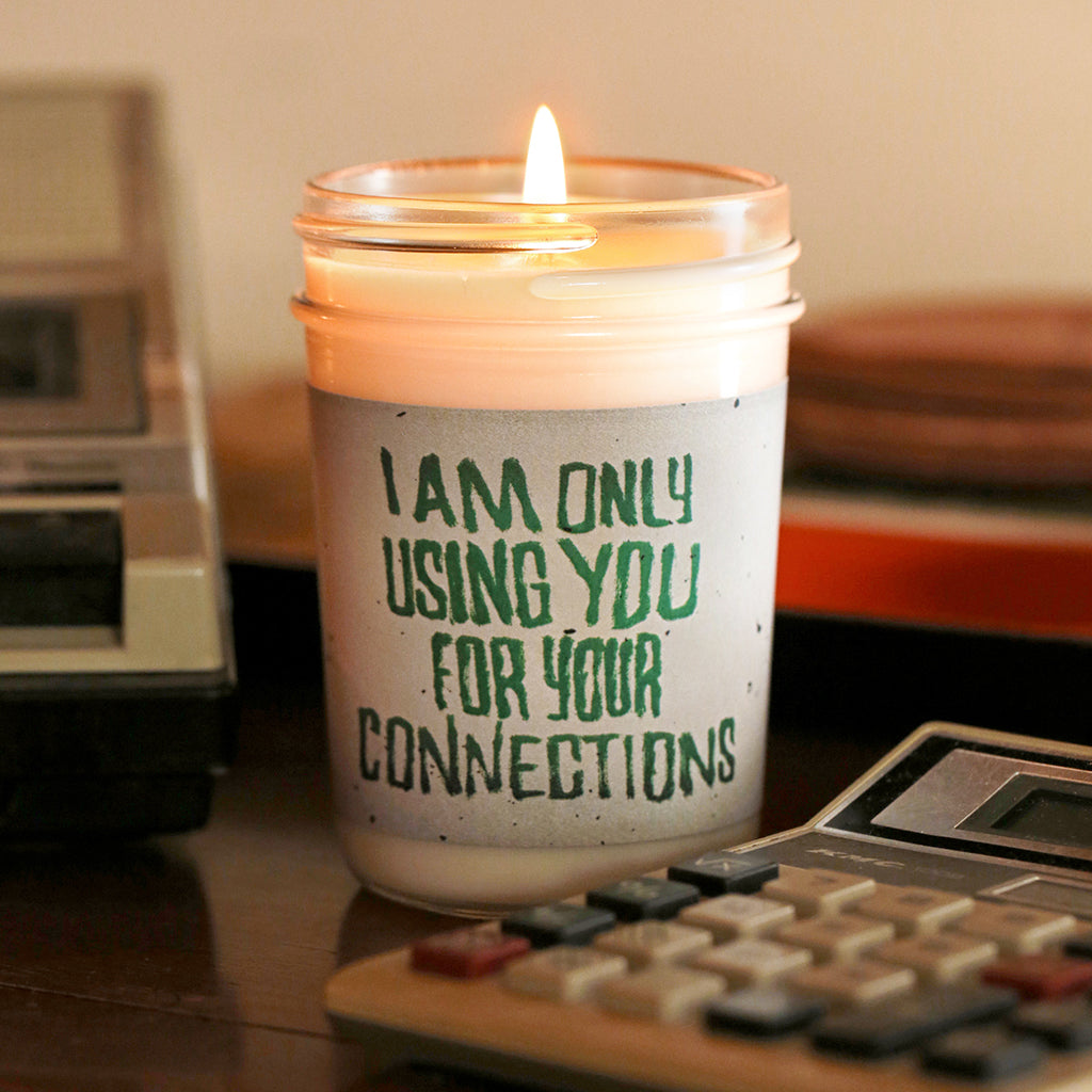 CONNECTIONS CANDLE