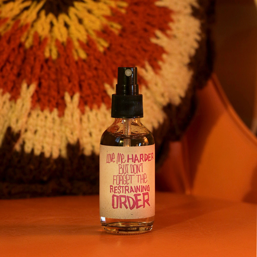 LOVE ME HARDER ROOM SPRAY