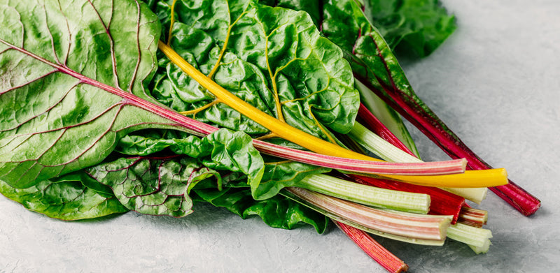 Switch it up with Swiss Chard