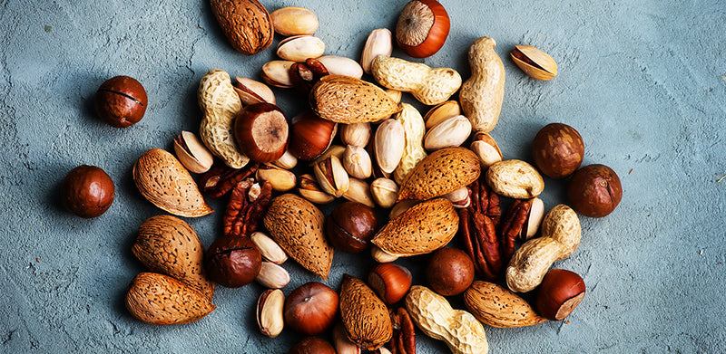 Go Nuts with Nuts!