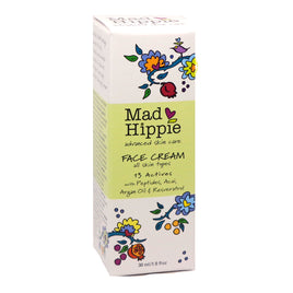 Anti Wrinkle Face Cream By Mad Hippie - 1.02 Ounce