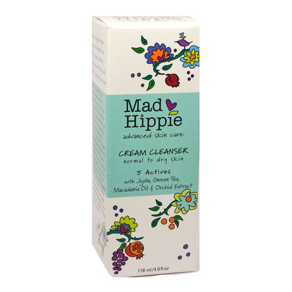 Cream Cleanser Gentle Moisturizer By Mad Hippie - 4 Ounces