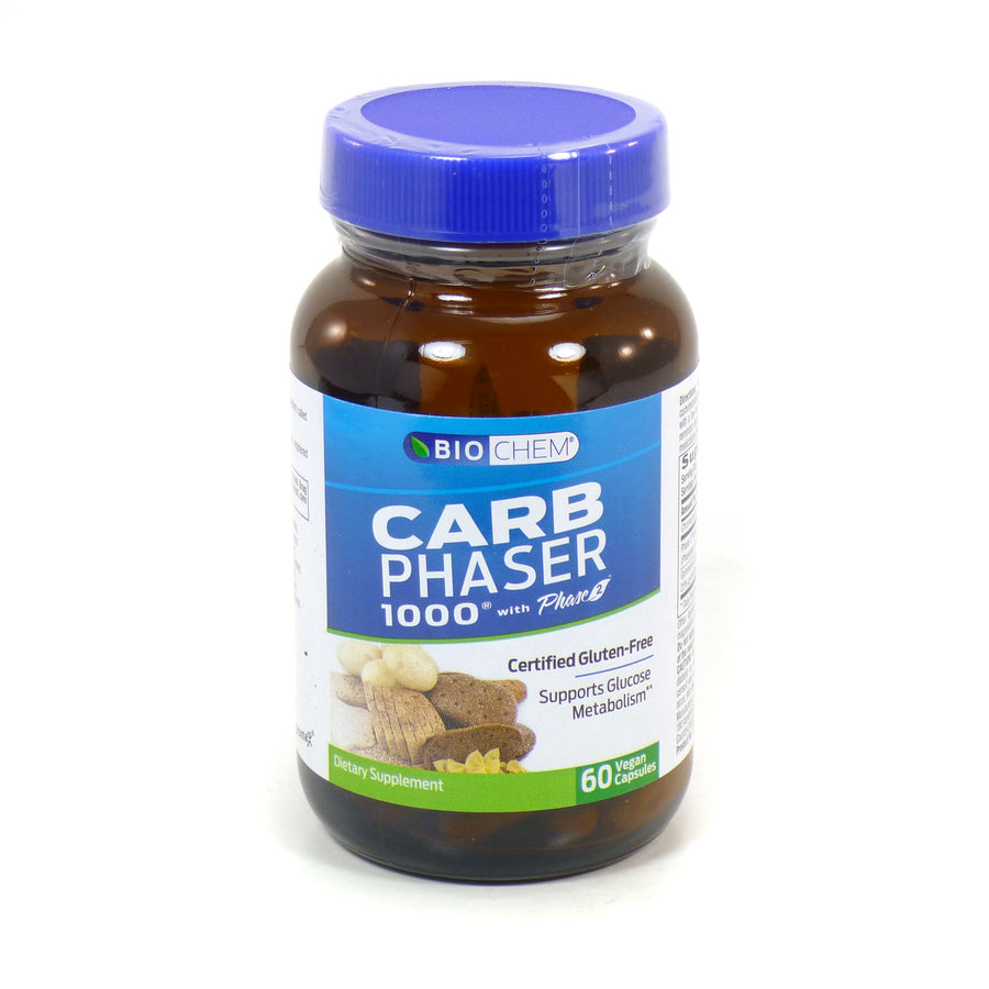 Country Life Carb Phaser 1000  60 Capsules