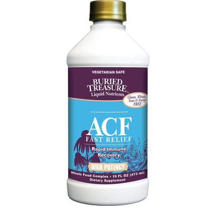 ACF Fast Relief by Buried Treasure 16 oz.