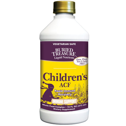 Children's ACF by Buried Treasure 16 Fluid Ounces
