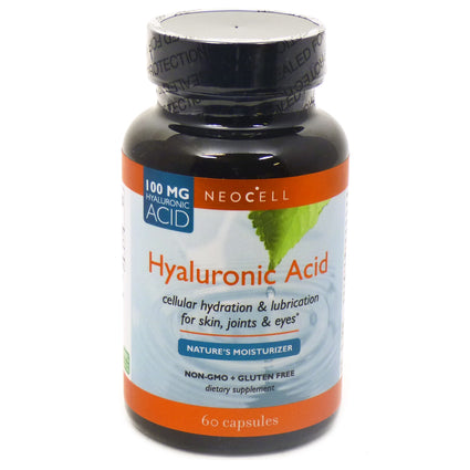 Pure H.A. Hyaluronic Acid by Neocell Laboratories - 60 Capsules