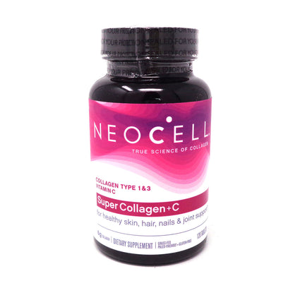 Collagen+C Type 1&3 By Neocell Laboratories - 120 Tabletsx0Dx0A