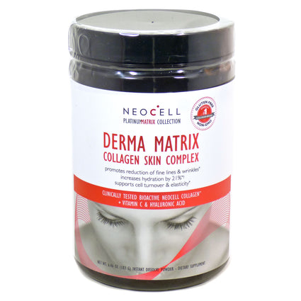 Derma Matrix Collagen Skin Complex By Neocell - 30 Servings