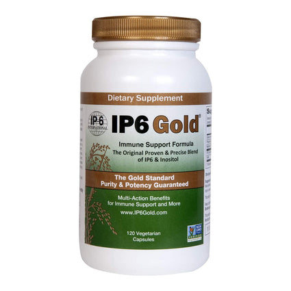 IP6 IP6 Gold by IP6 - 120 Vegetarian