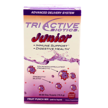 Essential Source Tri Active Junior Fruit Punch  Essential Source - 60 Servings