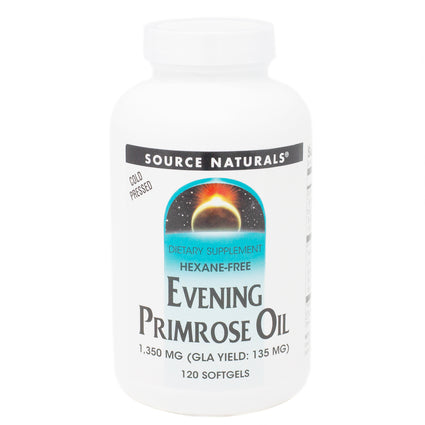 Source Naturals Evening Primrose Oil 1350 mg 120 SG