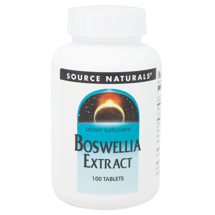 Source Naturals Boswella Extract 100 tabs