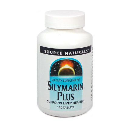 Source Naturals Silymarin Plus - 120 Tablet