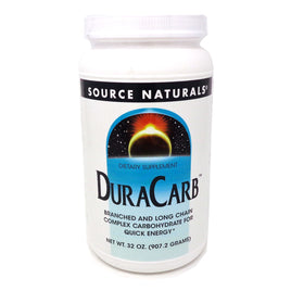 Source Naturals DuraCarb for Quick Energy - 32 Ounces